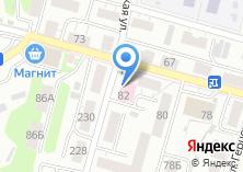 Компания «Л`Мед» на карте