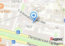 Компания «Авиа-Успех» на карте