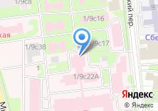 Компания «Морозовская детская городская клиническая больница» на карте