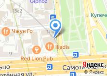 Компания «Перевод под ключ» на карте