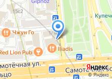 Компания «Магазин греческих продуктов» на карте