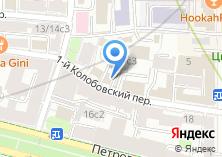 Компания «РОСФАРМАЦИЯ» на карте