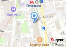 Компания «Дом Книги Молодая гвардия» на карте