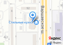 Компания «Академсервис-Телеком» на карте