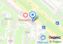 Компания «Асерк-Меха» на карте