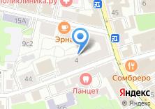 Компания «Полянка/44» на карте