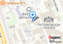 Компания «Князев» на карте