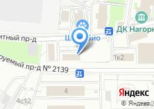 Компания «Геокаркас» на карте
