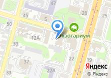 Компания «Зареченский районный суд» на карте
