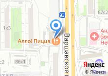 Компания «Артос» на карте