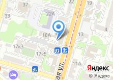 Компания «Центр гигиены и эпидемиологии в Тульской области» на карте