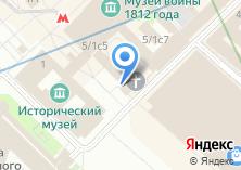 Компания «Иконная лавка на Красной площади» на карте
