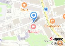 Компания «ИНТЕЛОС» на карте