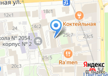 Компания «Тверской районный суд» на карте