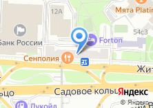 Компания «ТН-клиника» на карте