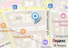 Компания «СТРОЙ-ОЛИМП» на карте