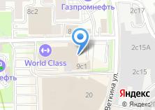 Компания «АЗК Строй Групп» на карте