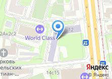 Компания «Средняя общеобразовательная школа №630» на карте