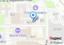 Компания «ТЕРЕМ КОМПЛЕКТ» на карте
