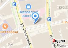 Компания «Техно-фаворит» на карте