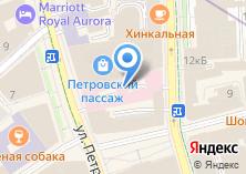 Компания «Ювелирная студия на Неглинной» на карте