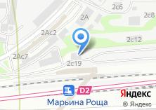 Компания «Автоконт» на карте