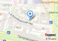 Компания «КБ Гарант-Инвест» на карте