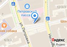 Компания «Брачное агентство - Высшая Школа Знакомств - Высшая школа знакомств Сергея Казачинского» на карте