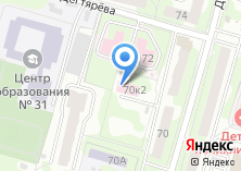 Компания «Валеоцентр» на карте