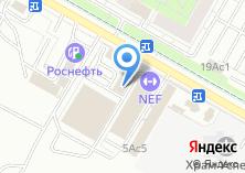 Компания «DNK» на карте