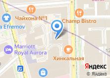 Компания «Национальная Ассоциация домовых информационно-коммуникационных сетей» на карте