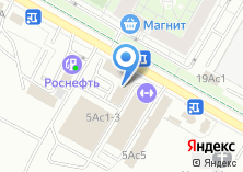 Компания «Memory 24» на карте