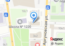 Компания «ГлавМосЖБИ» на карте