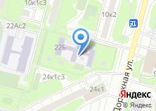 Компания «Детский сад №2372» на карте