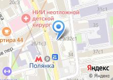 Компания «Замоскворечье» на карте