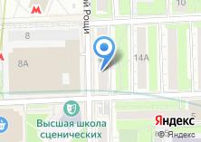 Компания «В Марьиной Роще» на карте