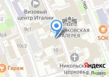 Компания «Биржа Бизнеса» на карте