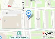 Компания «СтройГарант» на карте