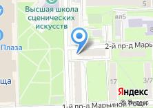 Компания «Хотьковское» на карте