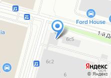 Компания «МосСпецСервис» на карте