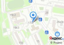 Компания «Ясный проезд» на карте