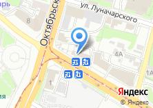 Компания «Канцмаркет» на карте