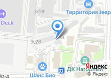 Компания «Favorit» на карте