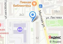 Компания «Продуктовый магазин на Мытной» на карте