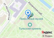 Компания «Большой Кремлевский» на карте