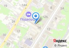 Компания «Магазин чулочно-носочных изделий и трикотажа» на карте