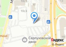 Компания «Браво-мед» на карте