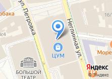 Компания «Louis Vuitton Luxury» на карте