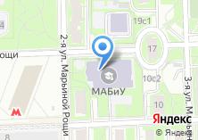 Компания «Международная академия бизнеса и управления» на карте