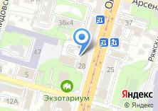 Компания «Автоспецпроект» на карте